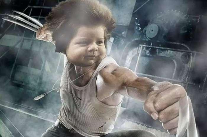 Малыш с необычной прической стал звездой сети! (14 фото)