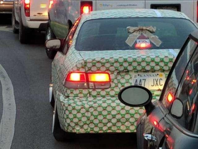 Самый дикий и необычный тюнинг автомобилей (48 фото)