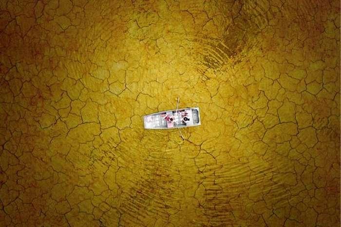 Самые лучшие кадры ушедшего года, снятые беспилотниками (22 фото)