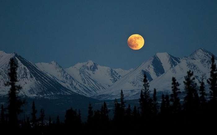Поход на луну