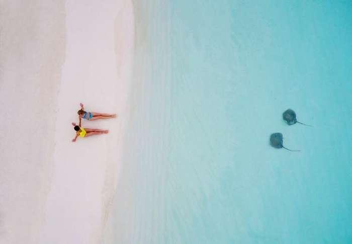 Красивые фотографии, сделанные с дронов (23 фото)