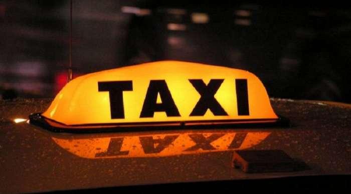 """Необычные """"потеряшки"""" в такси"""