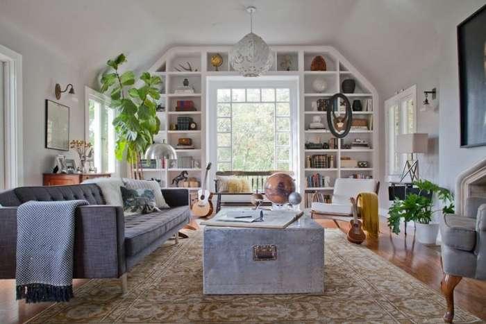 5 идей для создания уютного интерьера (5 фото)