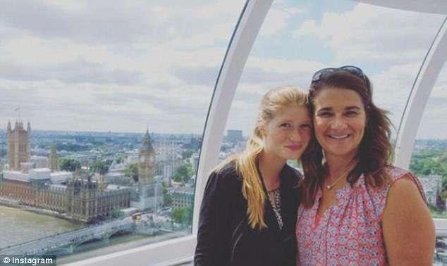 Дженнифер - дочь Билла Гейтса (25 фото)