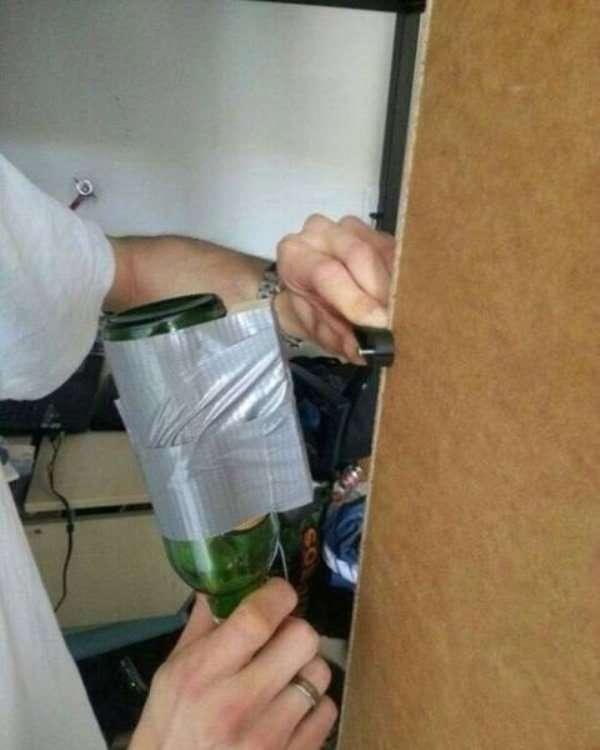 Когда талант инженера пропадает просто так! (15 фото)