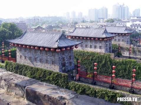 Секретный ингредиент, использованный при строительстве в древнем Китае (8 фото)