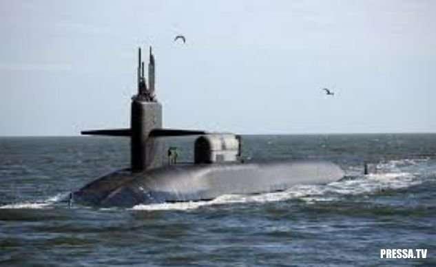 Напугал супостатов из НАТО. Флотская байка