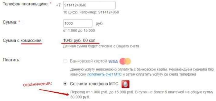 Как вывести деньги с телефона МТС в наличные-7 фото-