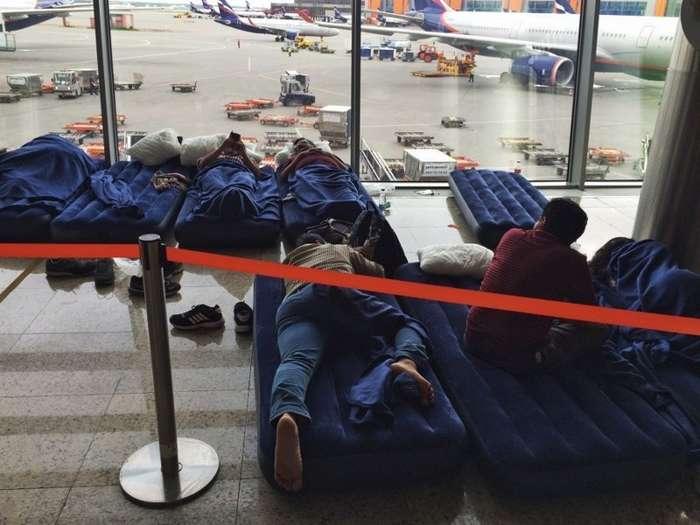 Секретная информация о российских аэропортах, которая пригодится тем, кто часто летает-10 фото-