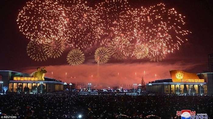 Новогодние фейерверки-2018 в разных странах-46 фото + 15 видео-