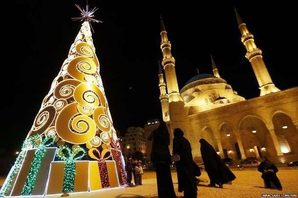 Мусульмане и Новый Год!-3 фото-
