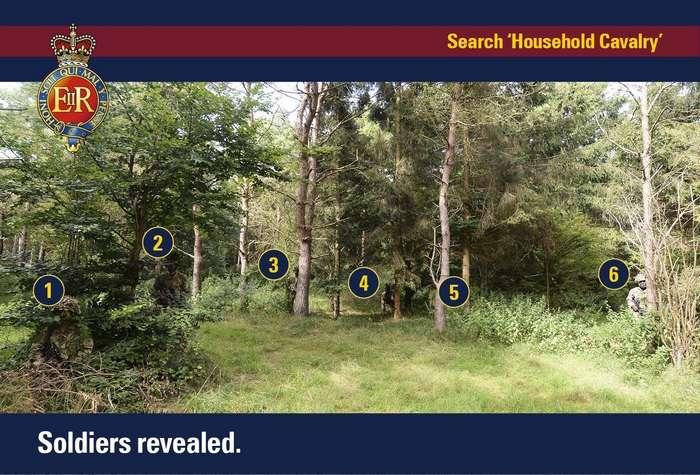На фото есть 6 солдат, но вы их не найдёте-4 фото-