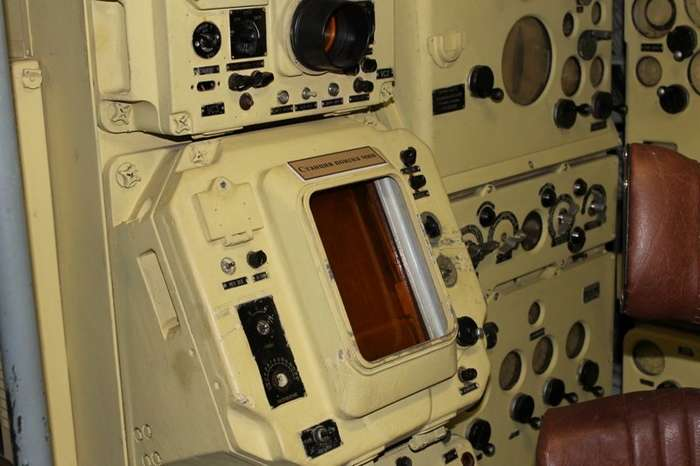 Подводная лодка в Тушино-34 фото-