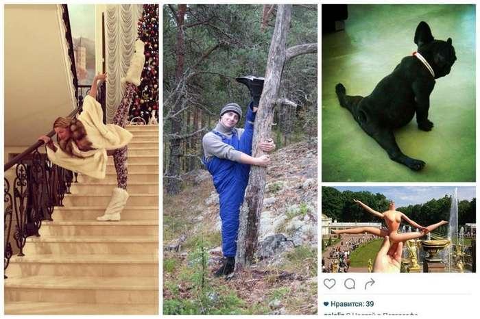 Секта последователей А. Волочковой-25 фото-