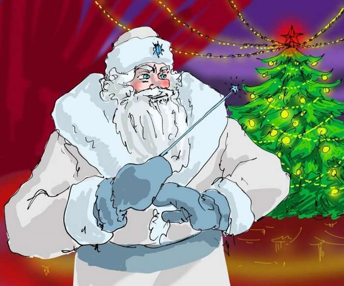 Пять жизней Деда Мороза: как менялся сказочный персонаж-7 фото-