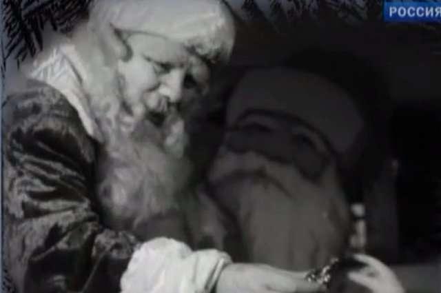 Первый Дед Мороз Советского Союза-6 фото-
