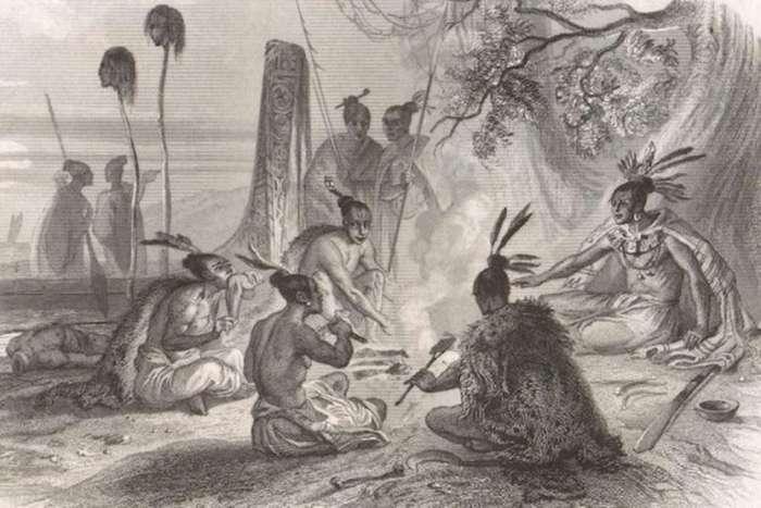 Уту – кровавая месть маори-10 фото-