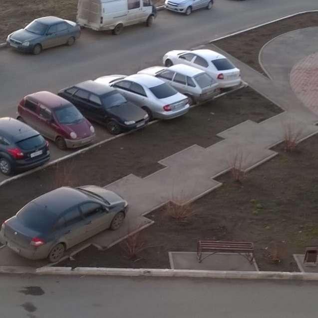 Парковщики 80-го уровня-27 фото-