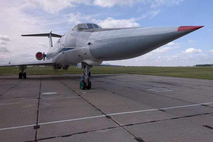 Ту-134УБЛ-6 фото-