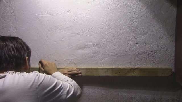Откидной компактный стол в гараж из хлама-7 фото + 1 видео-