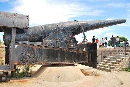 Китайский город русской славы. Часть 3. Пушки Порт-Артура. Батарея -Электрический Утес--29 фото-