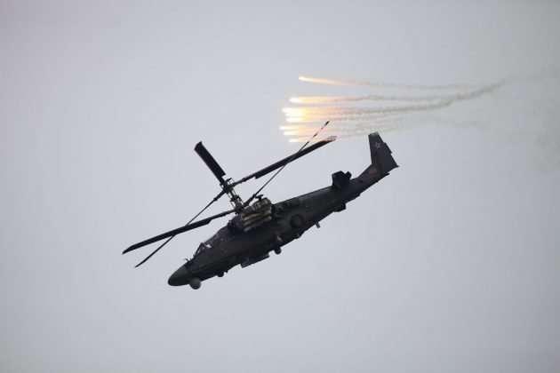 Иностранцы сравнили AH-64 и Ка-52: русские делают оружие для войны, США – для шоу-2 фото + 1 видео-