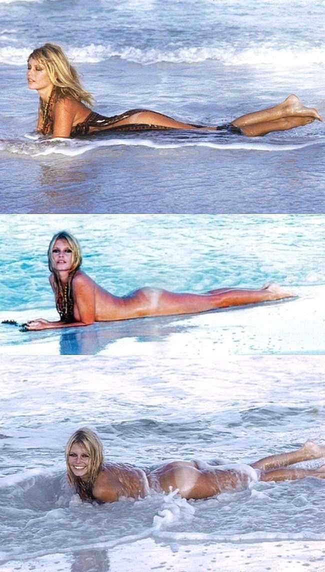 Брижит Бардо - предельная сексуальность-39 фото + 1 гиф-