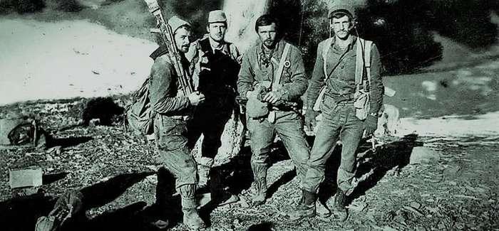 История подвига бойцов 9-й роты-17 фото-