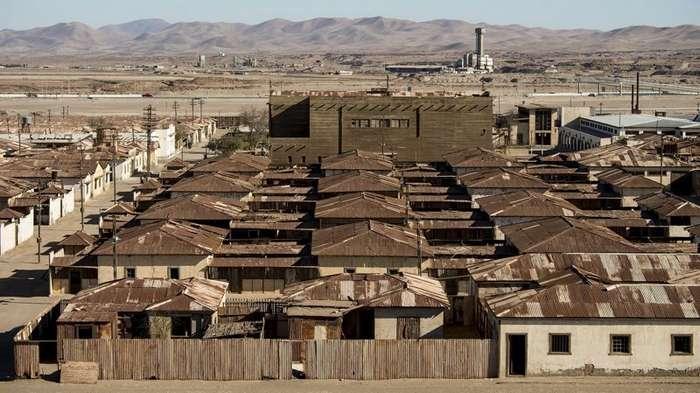Заброшенные города и причины их появления-5 фото + 1 видео-