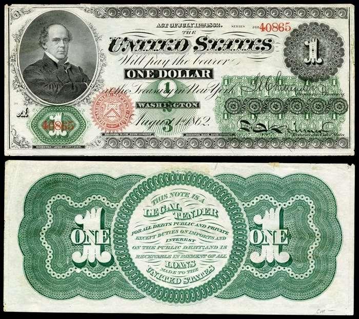 Первые бумажные деньги-4 фото + 1 видео-