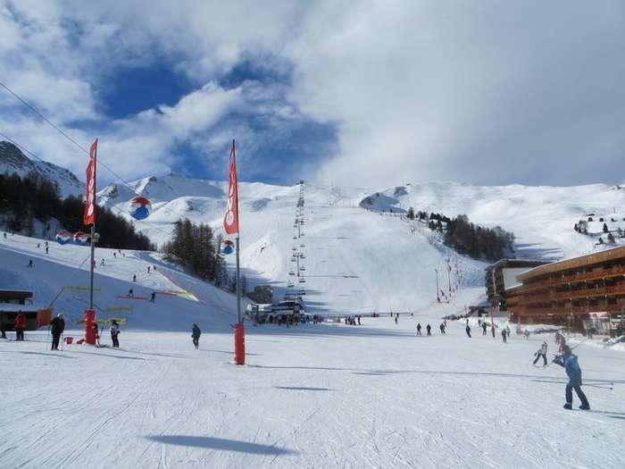 Для тех, кто катается на горных лыжах и выбирает куда бы поехать в горы. Ла-Плань-39 фото + 7 видео-