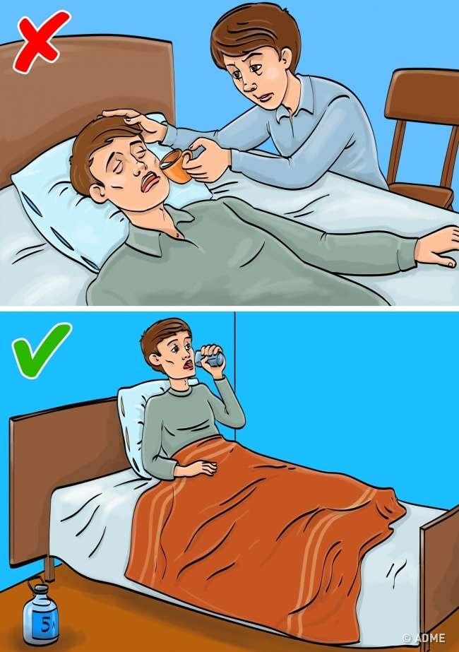 10ошибок при оказании первой помощи, которые могут нанести вред