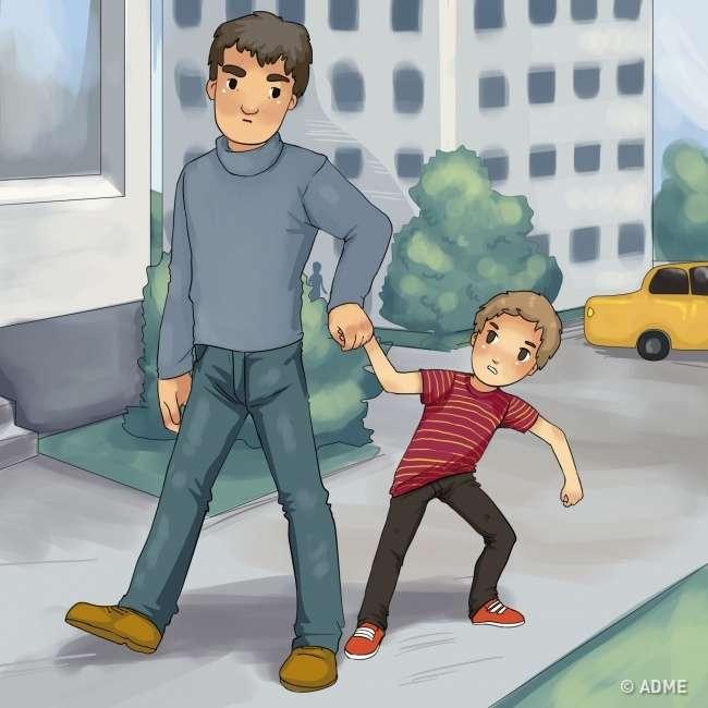 12признаков, покоторым можно вычислить похитителя детей