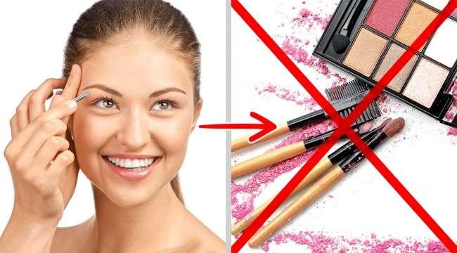11обычных привычек, которые незаметно вредят нашей внешности