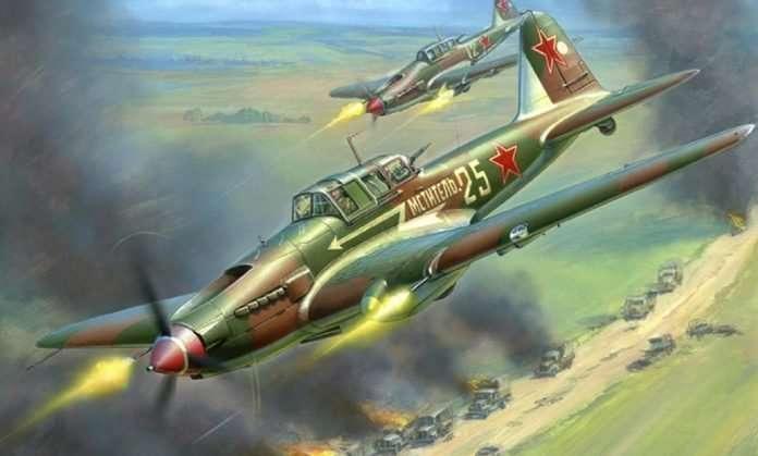 Авиация ВВС РККА против танков-34 фото-