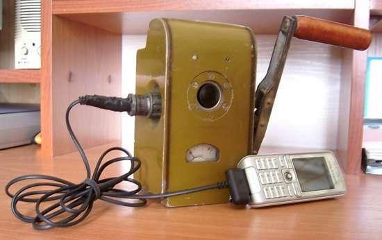 Ручной генератор ПЗУ-5М-5 фото-