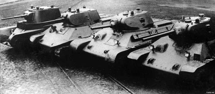 Серийное производство Т-34/ 31.03.1940г-6 фото-