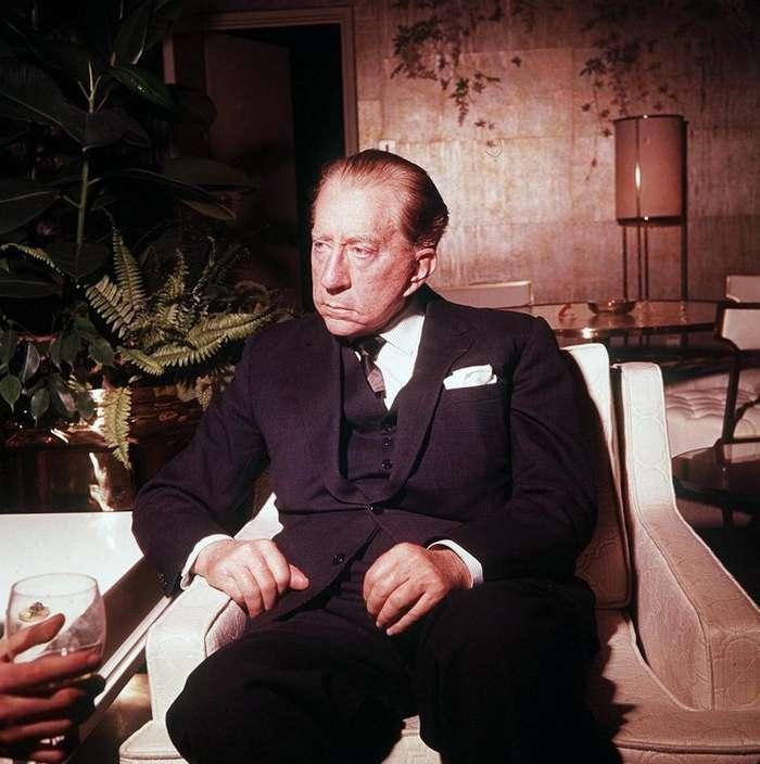 Гетти — экс-богатейший человек в мире, который жаловался на оплату больничных счетов умирающего сына-10 фото-