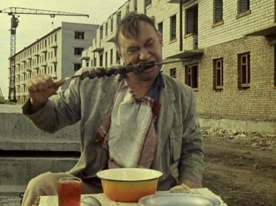 Голодные студенты СССР, сытые студенты РФ-5 фото-