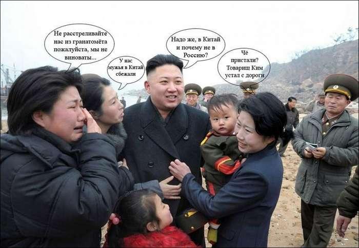 Ким чен ын с днём рождения!-33 фото-