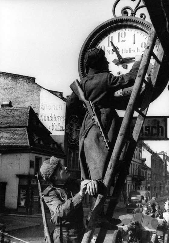 Интересные исторические и ретро фотографии-19 фото-
