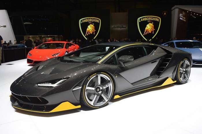 Lamborghini Centenario-11 фото-