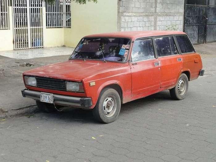 Автотранспорт в Никарагуа. Пост для фанатов моторов-34 фото-