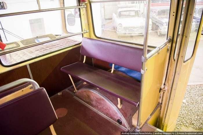 Автобус ЛиАЗ-677: московскому -Луноходу- 50 лет!-21 фото-