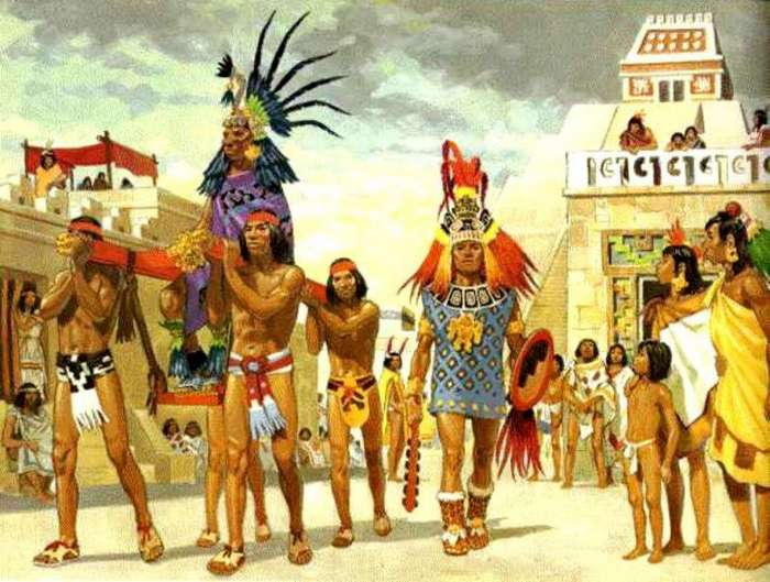 a history of the aztec nation The aztec nation a distant sound is heard the aztec nation is unique in its history, economy, environment, and way of life then any other nation at that time.