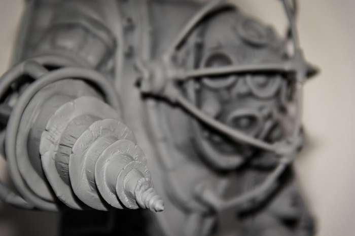 Мои фигурки из полимерной глины-31 фото-