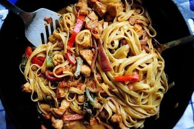 Кулинарные рецепты-5 фото-