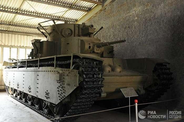 Самые странные танки мира-6 фото-