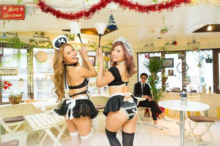 Красотки из CYBERJAPAN DANCERS!-38 фото-