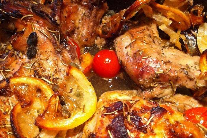 7 простых и вкусных блюд, приготовленных из кролика-8 фото-